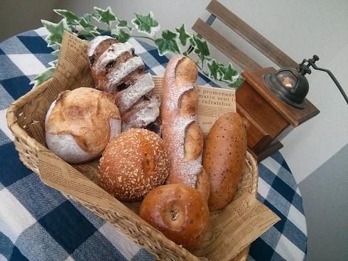千葉駅『orb(オーブ)』~庶民派の天然酵母パン~