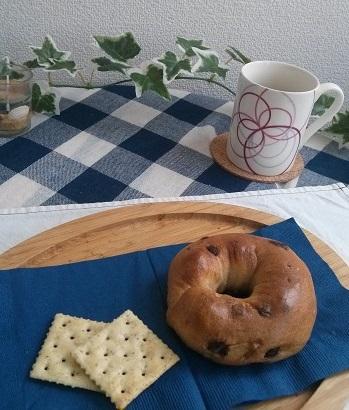オーガニックな朝食を♬~GAIA(ガイア)は強い味方