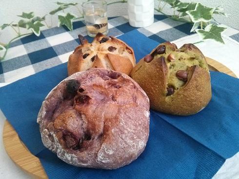 aux pains gourmands≪オー・パン・グルマン≫~茗荷谷の天然酵母パン