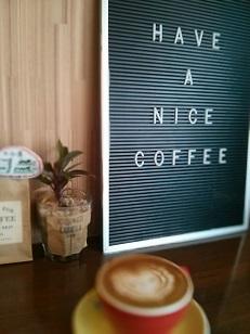 南流山『カフェリスタ』~スペシャリティコーヒーと華麗なるラテアートを堪能♪