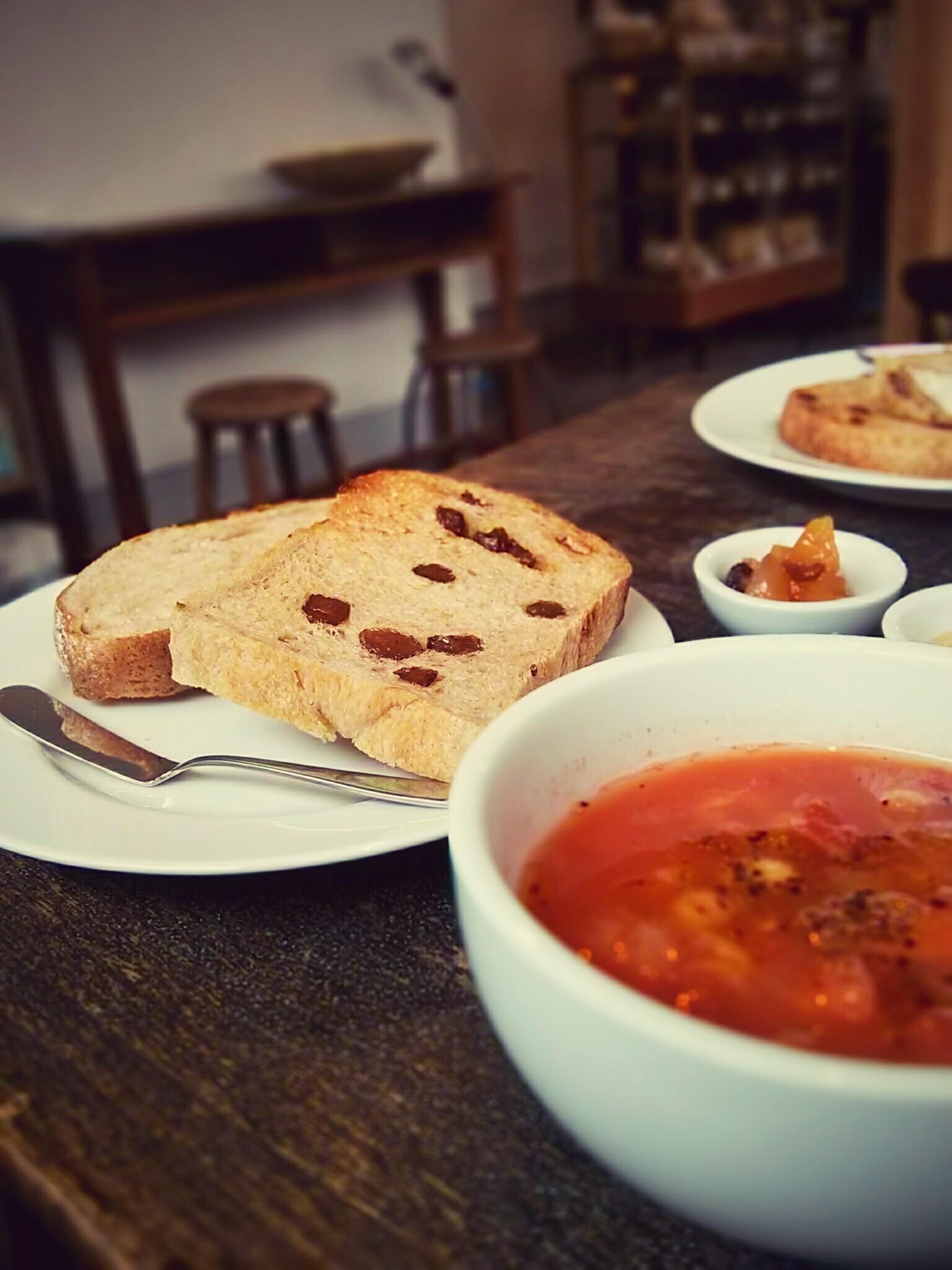 『Blatt(ブラット)』 大森台駅の天然酵母パンが人気のベーカリーカフェ