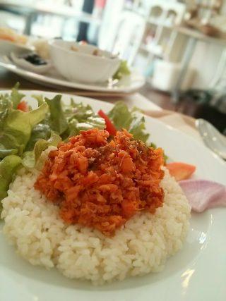 自然食カフェ『すぴか』錦糸町~ヘルシーなベジキーマカレーがおススメ!