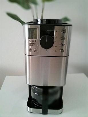 無印良品★注目の新商品『豆から挽けるコーヒーメーカー』ついに到着ヽ(*゚∀゚*)ノ