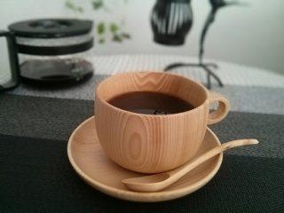 美味しいコーヒー淹れるには、使い方が大事(o^―^)ノ無印良品『豆から挽けるコーヒーメーカー』