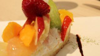 『Cafe comme ca(カフェコムサ)』~おいしいフルーツが芸術になった☆アートケーキでおしゃれに*・+゚☆スイートカフェタイム(^-^*)/
