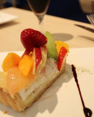 『Cafe comme ca(カフェコムサ)』~おいしいフルーツが芸術になった☆柏の葉T-SITE