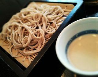 ハルニレテラス『川上庵』~水の恵みの美味しいお蕎麦.:・゚☆心と身体を癒す大人のための軽井沢