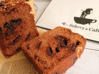 俺のBakery&Cafe(ベーカリー&カフェ)「チョコレートとアーモンドの食パン」誕生!おススメ★新作パンの味の評価(゚∇^d)