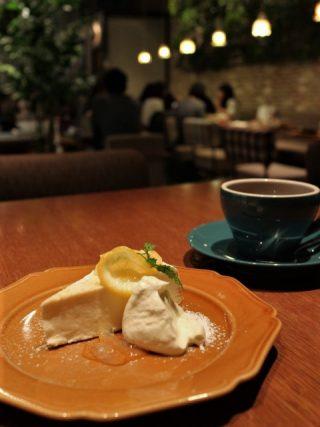 『クック コープ カフェ』新宿マルイ店のオシャレ空間でランチ&スイーツを堪能!