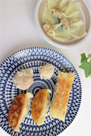 無印良品の新商品『冷凍食品』は美味しいの?「日本の飲茶」を食べてみた