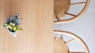 無印良品の『ダイニングテーブル』折りたたみvsオーク材・丸脚!お洒落なインテリアにはどっち?
