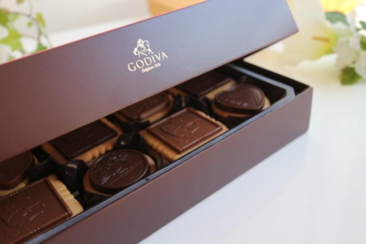 ゴディバ バレンタイン チョコ