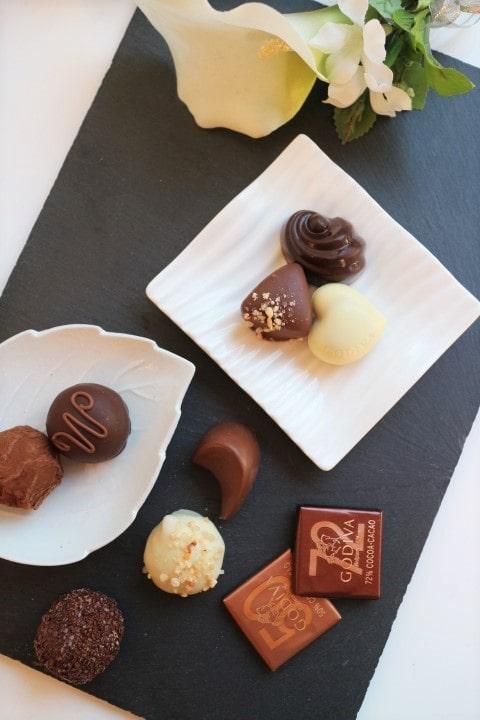 大丸松坂屋 チョコレート