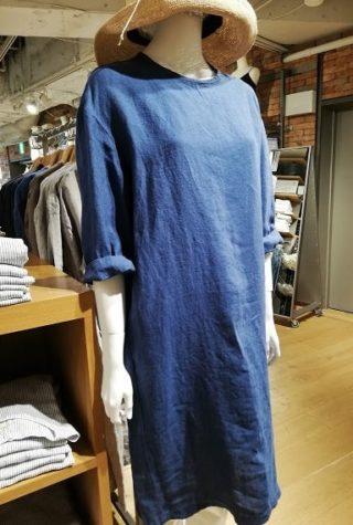 無印良品で買うべき服【2019年春夏】レディースコーデはワンピースに注目!