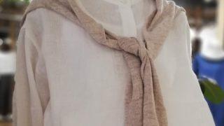 「無印良品」売れてるシャツ&ブラウス【春物5選】細見えコーデにおすすめだったのは?