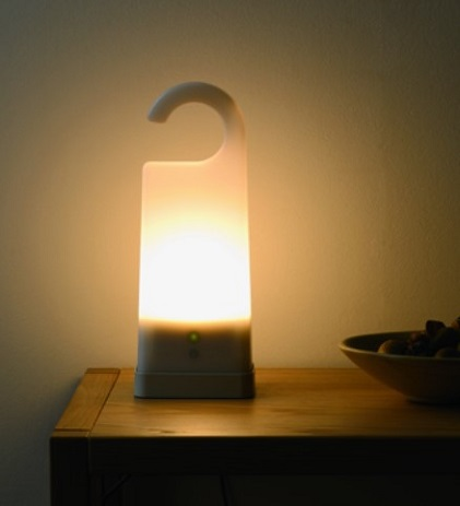 無印LED持ち運びできるあかり