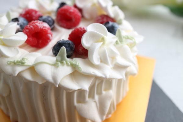アニバーサリー デコレーションケーキ