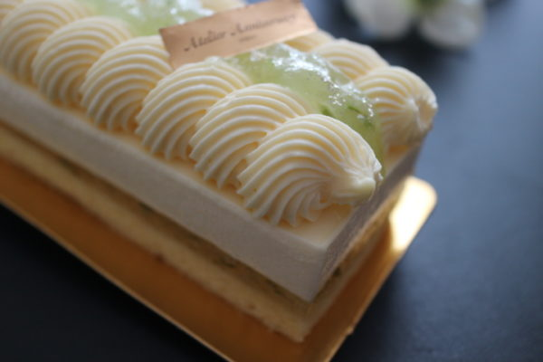 アニバーサリー レモン チーズケーキ