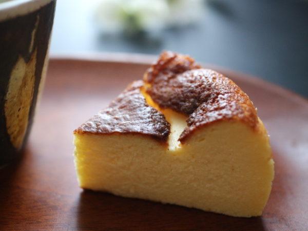 椿屋珈琲 バスクチーズケーキ