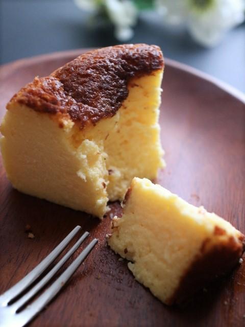 椿屋珈琲 チーズケーキ