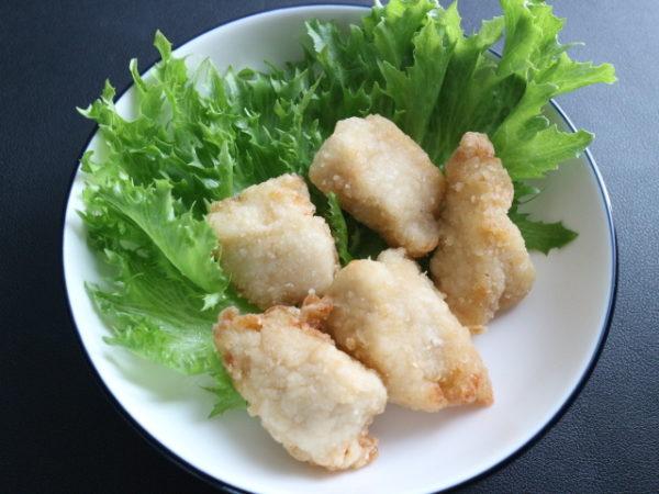 オイシックス 冷凍食品 鶏の竜田揚げ